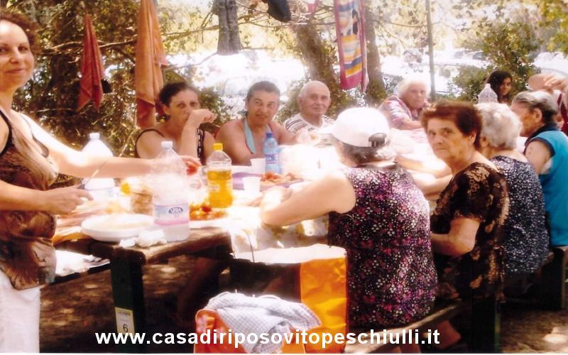 Casa di riposo e RSA in Lecce e provincia Salento Puglia attività di gruppo per anziani