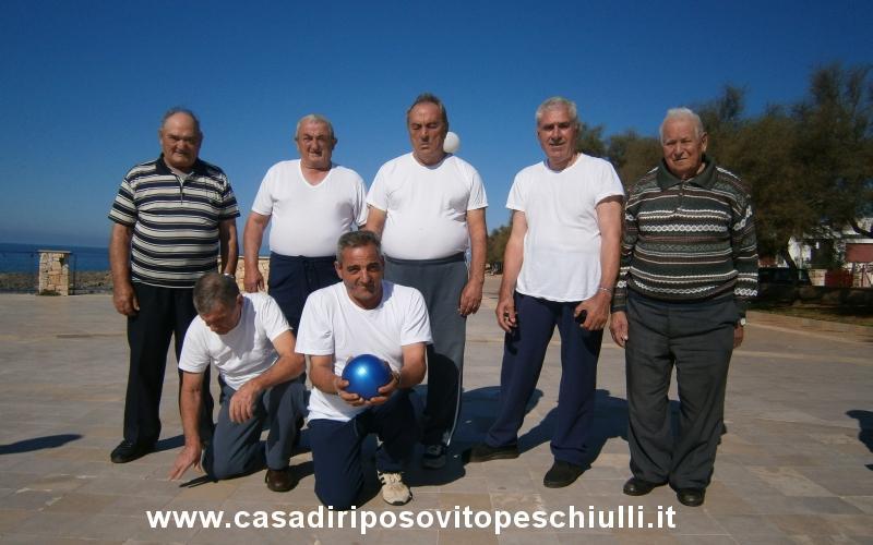 Casa di riposo e RSA in Lecce e provincia Salento Puglia partecipazione a feste religiose