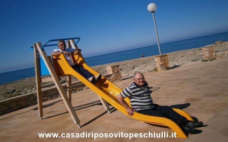 Casa di riposo e RSA in Lecce e provincia Salento Puglia escursioni di gruppo e gite