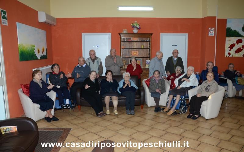 Casa di riposo in Lecce e provincia Salento Puglia feste per anziani