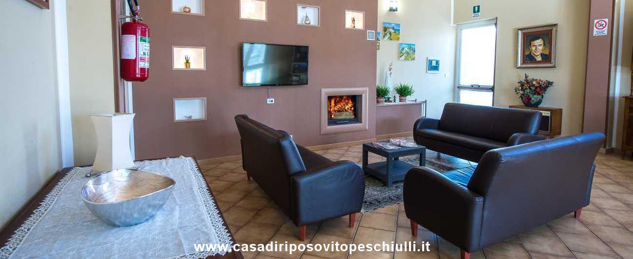 Residenza per anziani in Racale Lecce Salento