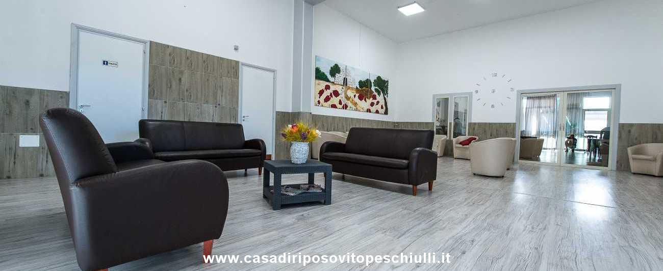 Residenza per anziani in Lecce e provincia Salento